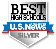 Estancia High School was rated as one of the Best High Schools by U.S. News and World Report.