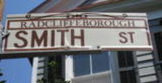 Sign of Smith Street