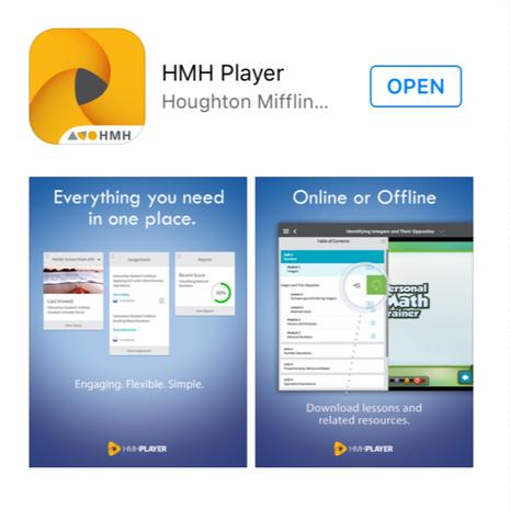 Download the HW App for Tablets only