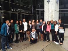 Field Trip to the Orange County Crime Lab